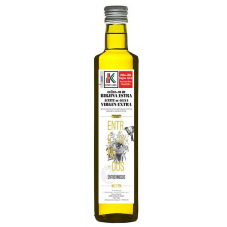 Aceite de Oliva Virgen Extra Rioja Alavesa Entreviñedos con Euskolabel