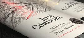 Vinos producción propia Bodegas Jose Cordoba